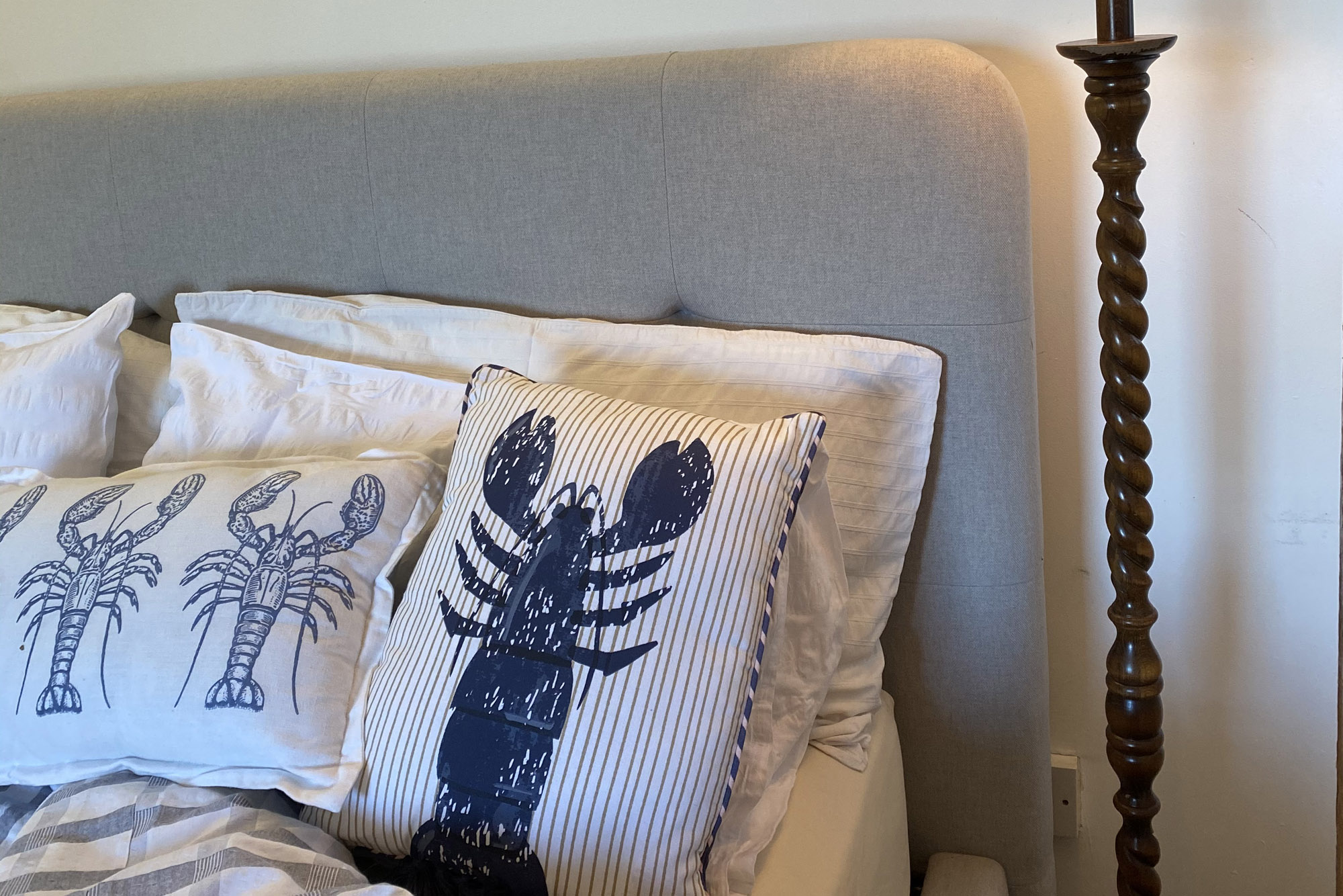 Decor at The Dornie | Family, double, twin or sharing rooms at The Dornie