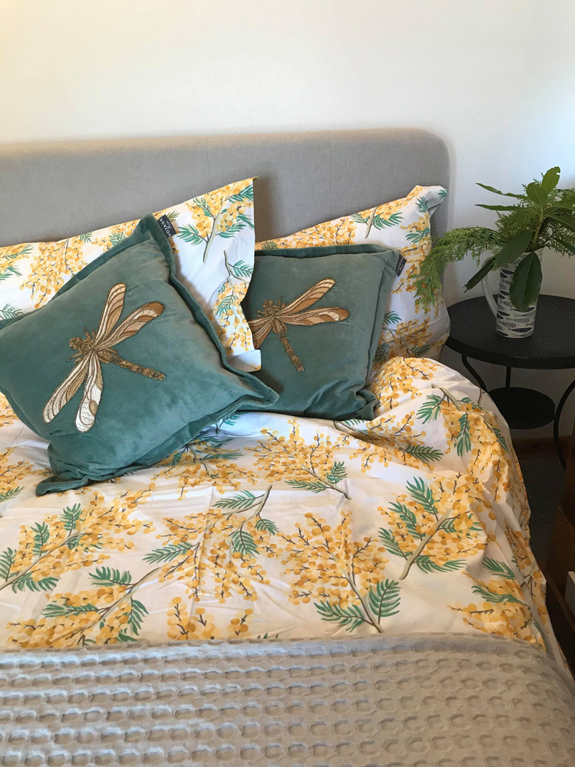 Unique bedding | Hotel in the Highlands