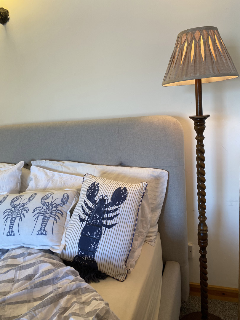 Lobster pillows | Hotel in the Highlands