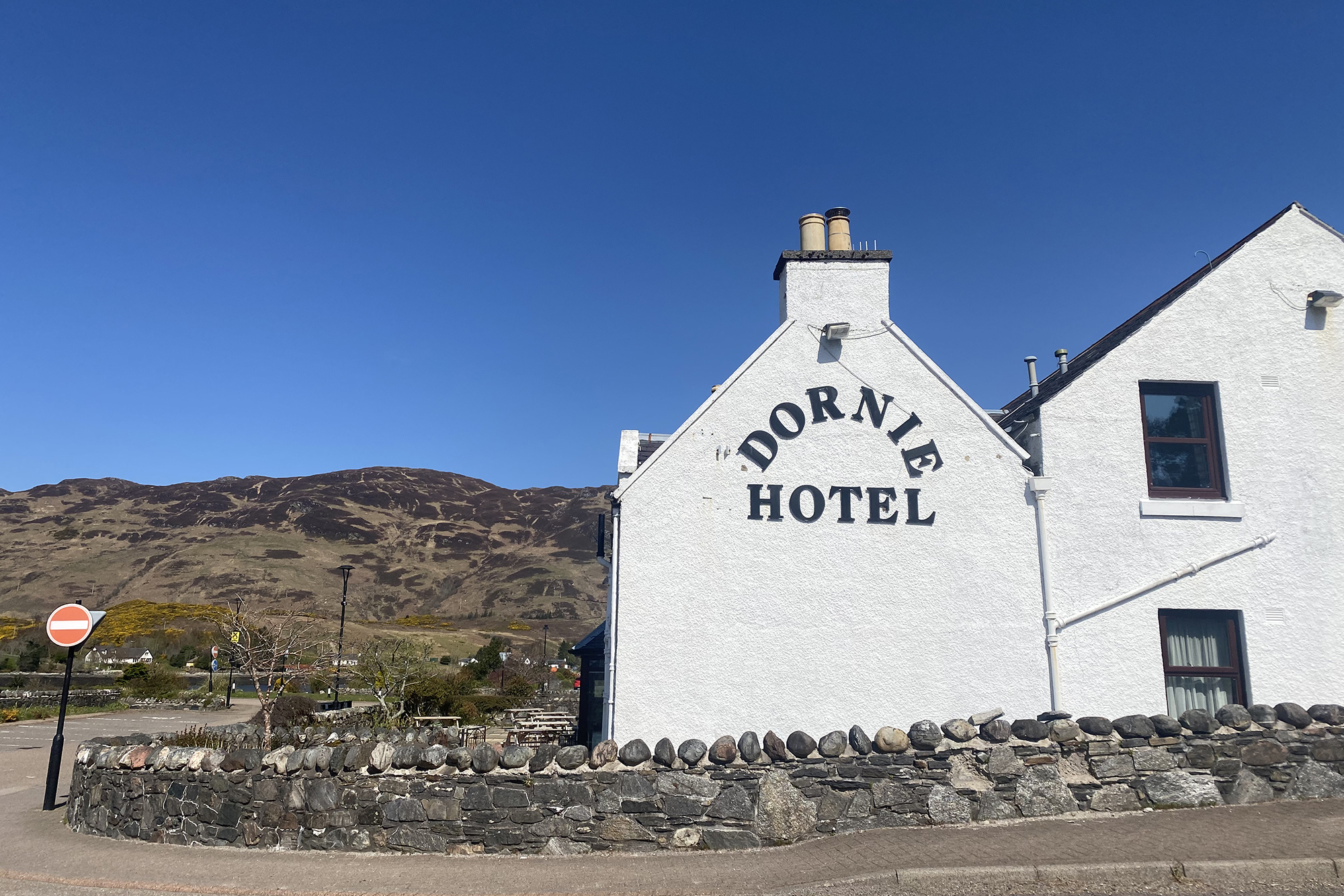 Views from The Dornie | Places to stay in the Highlands